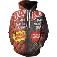 Backwoods Flavored Blunts Hoodie