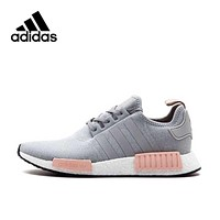 Original New Arrival Official Adidas NMD R1 Women's Running Shoes Sports Sneakers
