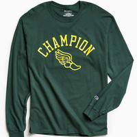 Champion Winged Foot Long-Sleeve Tee - Urban Outfitters