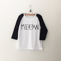Cat Sweatshirt T-Shirt womens girls teens unisex grunge tumblr instagram blogger punk hipster gifts merch