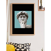 Statue Print Wall Painting Without Frame