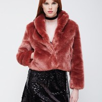 Lana Fur Coat