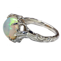 """""""Opal Tree"""" Ring by Blue Bayer Design (Sterling Silver)"""