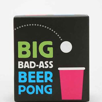 Big Bada$$ Beer Pong Kit- Assorted One