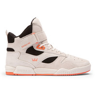 Supra - Bleeker - Off White/Black/Coral