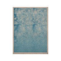 "Snap Studio ""Winter is Coming"" Aqua KESS Naturals Canvas (Frame not Included)"