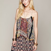 Free People Orchid Fields Dress