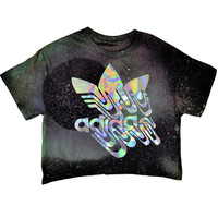 Adidasss Spacer Holo Crop