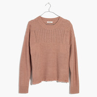 Stitchmix Pullover Sweater : shopmadewell pullovers | Madewell