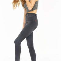 BDG Twig Super-High Rise Skinny Jean - Washed Black - Urban Outfitters