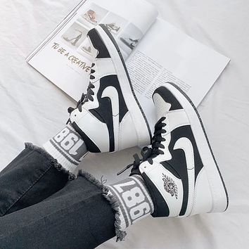 Fashion men's and women's letter printed logo low-top sneakers Shoes #8