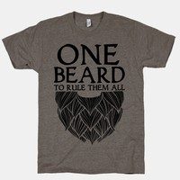 One Beard to Rule Them All