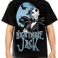 Nightmare Before Christmas T-Shirt - Nightmare Jack