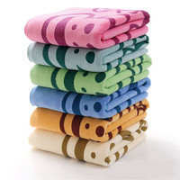 3 pcs/lot cute baby superfine fiber Gauze Towel Kid Bath Towels Washcloth Square Towel Children Kitchen Bathroom Wipe Wash Cloth