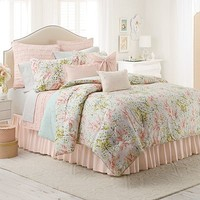 LC Lauren Conrad Tea Berry Bedding Coordinates