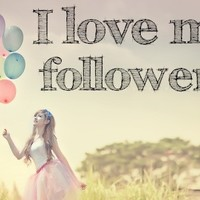 i love my followers quotes - Google Search