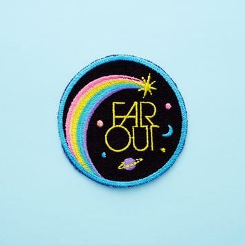 Far Out Space Patch