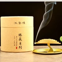 Vanilla incense coil ~Yoga soothe the nerves sleep aids