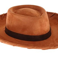 Toy Story - Woody Hat Brown