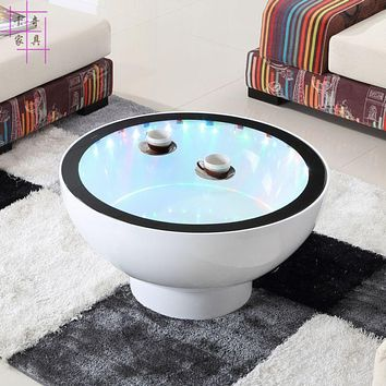 New  Creative Round  Tea Table  For Home Furniture