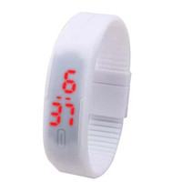 Womens Mens Casual Outdoor Sports Bracelet Watch Unisex Digital Watches Best Gift