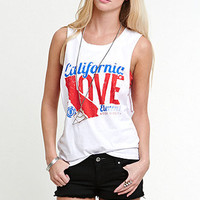 Element Cali Love Muscle Tank at PacSun.com