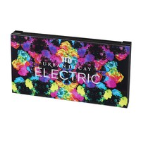 Authentic Urban Decay Electric Pressed Pigment Palette