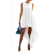 Cotton Sleeveless Long Maxi Cocktail Party  Dresses