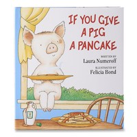 Kohl's Cares If You Give A Pig A Pancake Book