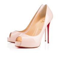 New Very Prive 120mm Ballerina Patent Leather
