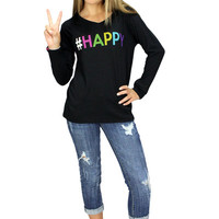 Dirtee Hollywood #HAPPY TEE | Mod Angel