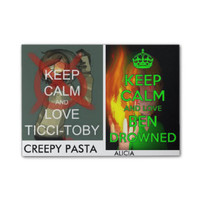 Creepypasta T-Shirts, Creepypasta Gifts, Posters, Cards, and other Gift Ideas