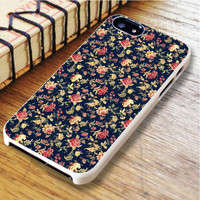 Vintage Floral Flowers Pattern | For iPhone 6 Plus Cases | Free Shipping | AH0166