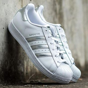 """Adidas"" Superstar Women Men Casual Running Sport Shoes Sneakers"