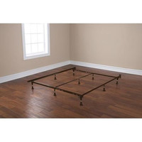 Mainstays Adjustable Bed Frames and Rail