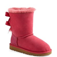 Girl's UGG Australia 'Bailey Bow'