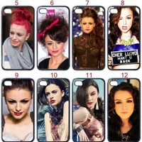 NEW CHER LLOYD IPHONE 4 4S HARD CASE - EXCLUSIVE DESIGNS
