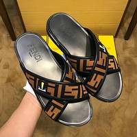 Fendi Fashion Slippers-14