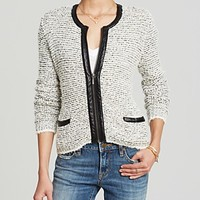 Joie Jacket - Jacolyn B Textured Knit
