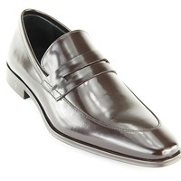 Versace Collection Patent Leather Dress Shoes Loafers