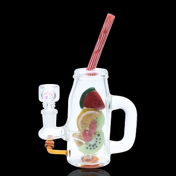 Empire Glassworks Watermelon Detox Rig