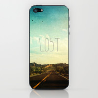 Lost iPhone & iPod Skin by Sylvia Cook Photography