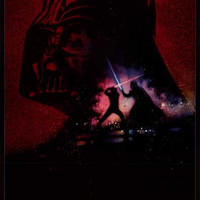 Star Wars Return of the Jedi 1994 Collector Poster 21x32
