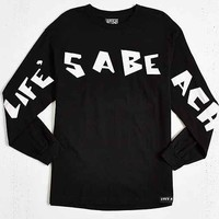 Life's A Beach Long-Sleeve Tee