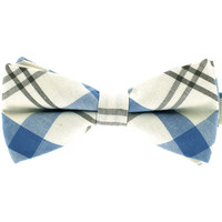 Tok Tok Designs Pre-Tied Bow Tie for Men & Teenagers (B382, 100% Cotton)