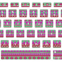 Navajo Macbook Keyboard Stickers