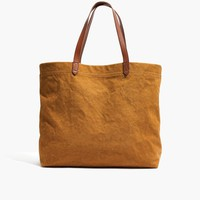 The Canvas Transport Tote : shopmadewell totes   Madewell