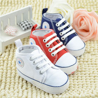 Spring 2016 Baby toddler First Walkers soft sole prewalker baby Shoes Newborn boys antislip bebe sapatos age 0-18 month brand