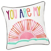 Power Pillow Cover