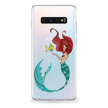 Little Mermaid Samsung Galaxy Case